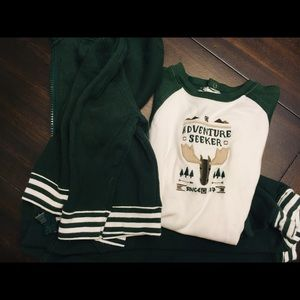 Baby jogger outfit 3 piece